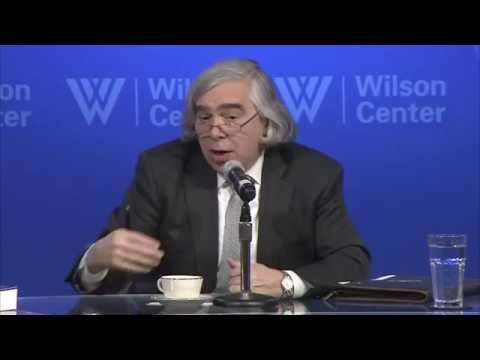 Secretary of Energy Ernest Moniz on 2015 Global Policy Outlook
