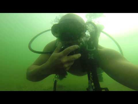 "Scuba Diving Long Island, N.Y. 2014 ""Mount Sinai Jetty"""