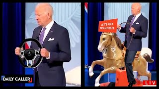 Biden's Fists Break The Internet
