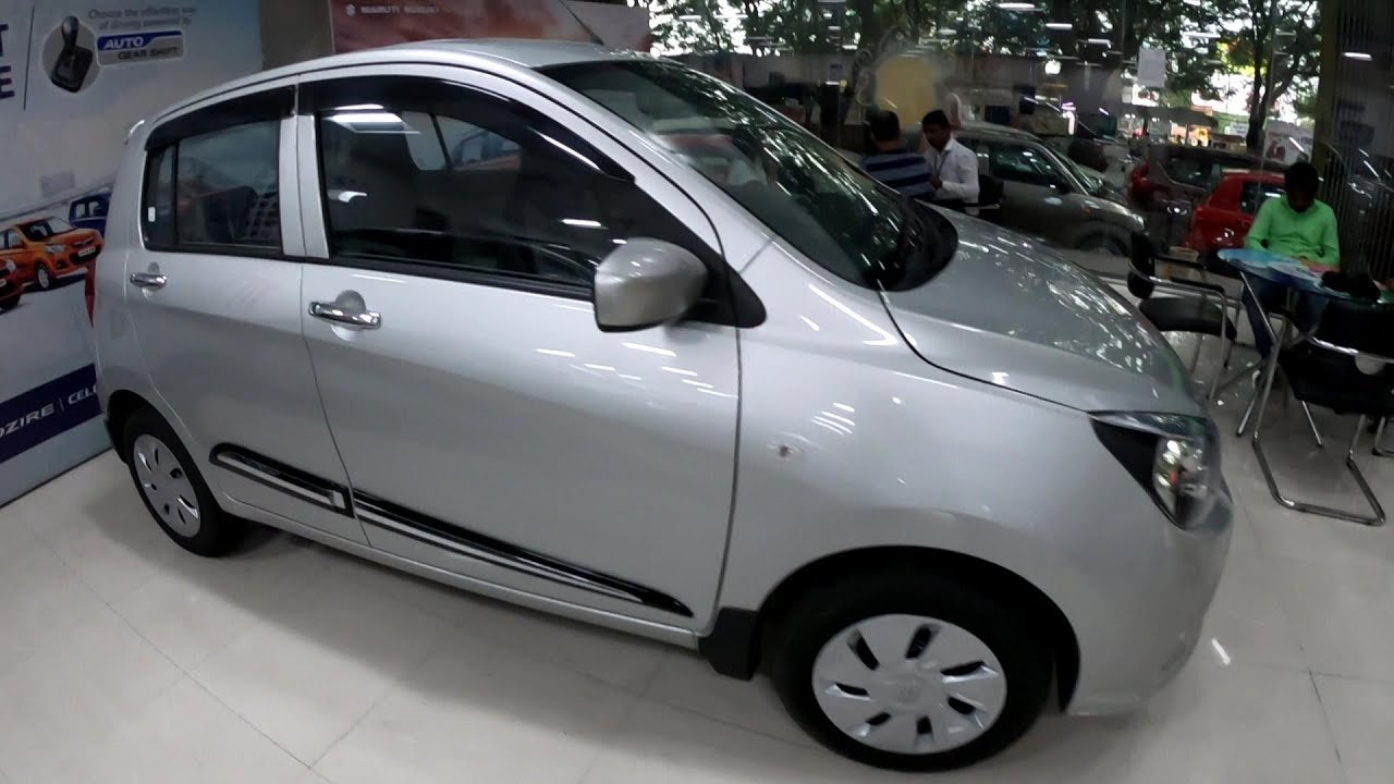Why to buy new 2019 maruti suzuki celerio cng with accessories