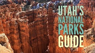 Basic Guide to RVing in Utah's National Parks