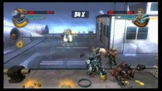 Spyborgs Wii- Lobber