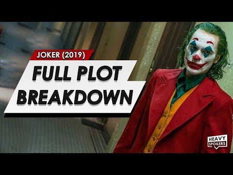 Joker Full Leaked Plot Breakdown   Entire Story Spoilers & Ending Explained