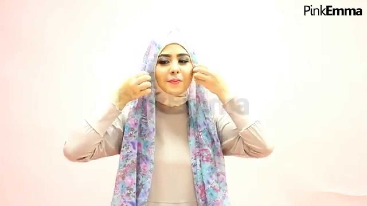 Tutorial Hijab Risty Tagor Abstrak Saat Ramadan YouTube