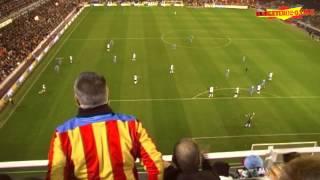 gol de ronaldo en fuera de juego en mestalla valencia real madrid