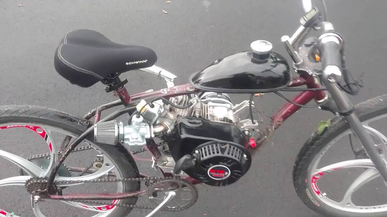 212cc predator bike Video update