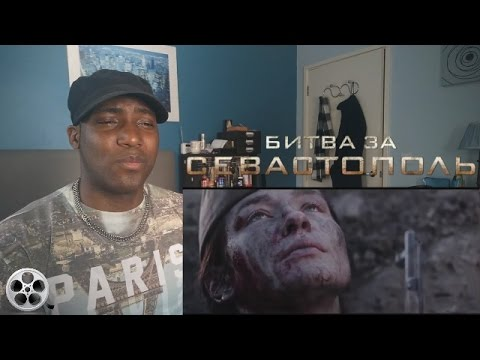 Битва за Севастополь (battle for sevastopol) Trailer - REACTION!