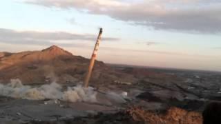 El Paso blows its stacks