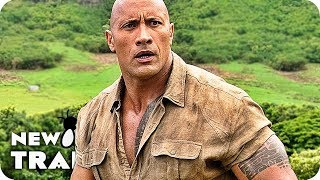 Jumanji International Full online 3 (2017) Welcome to the Jungle