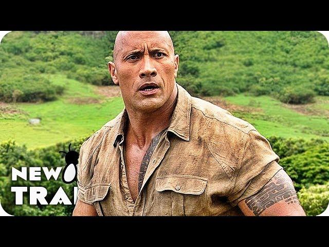 Jumanji International Trailer 3 (2017) Welcome to the Jungle