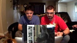 Reaction: Death Battle: Godzilla VS Gamera