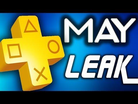 PS PLUS MAY 2018 PS4 FREE GAME RUMOR