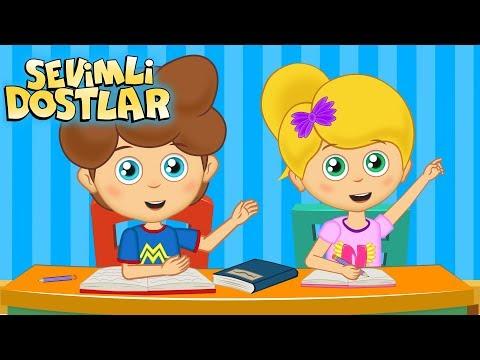 Daha Dün Annemizin ve Sevimli Dostlar ile 45 Dakika Çocuk Şarkıları | Kids Songs and Nursery Rhymes