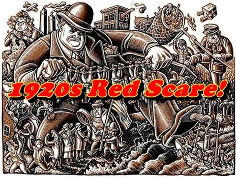 History Brief: The Red Scare in the 1920s