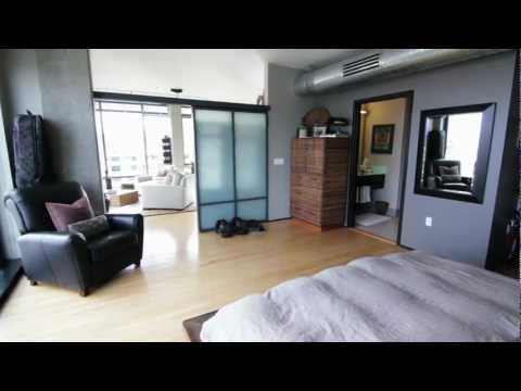 Portland Oregon Real Estate Video Tour - 1410 NW Kearney St. #1027 - Edge Lofts