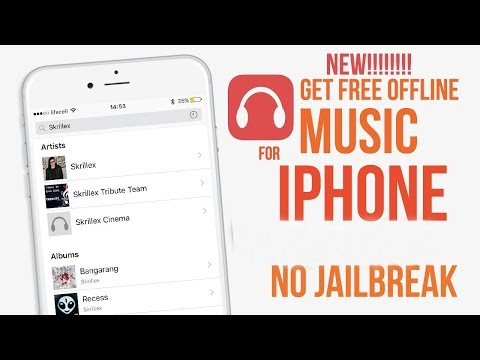 IPHONE IOS OFFLINE MUSIC iMusic Alternative App (NO JAILBREAK)