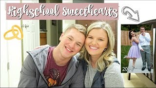 MARRIED AT 18: Our Love Story // Highschool Sweethearts