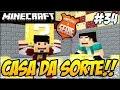 Minecraft A SERIE 2 - A CASA DA SORTE! (MINI SERIE NOVA) #34