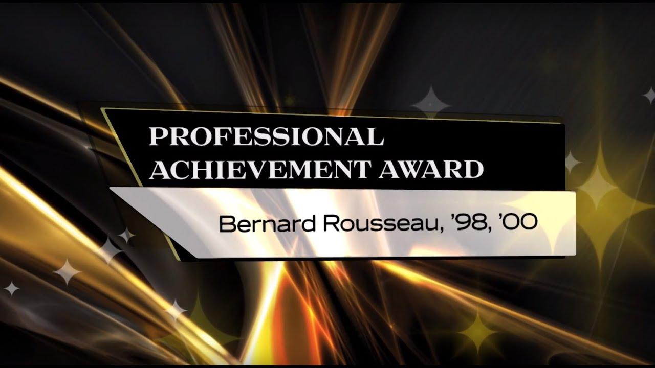 bernard rousseau ucf professional achievement bernard rousseau 98 00 2015 ucf professional achievement award winner cohpa