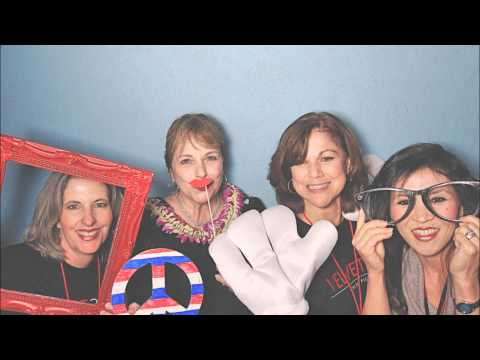 Atlanta Marriott Marquis PhotoBooth - Delta Velvet 360 - RobotBooth
