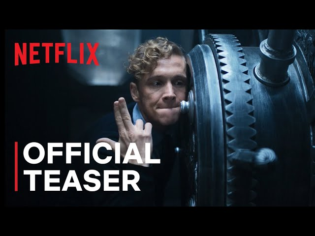 Army of Thieves | Official Teaser | Netflix