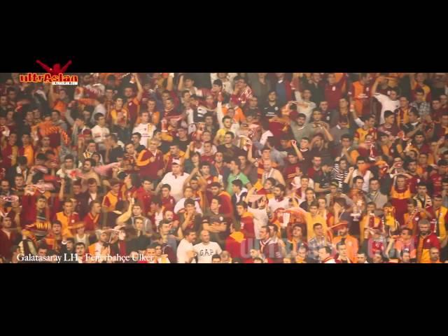 BBL | GALATASARAY LH - Fenerbahçe Ülker  ultrAslan Tribünleri !