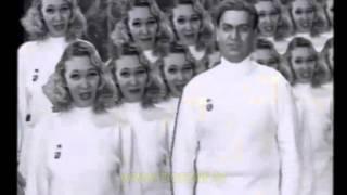 Программа 'Раз в неделю'1996 04 10 Поющие лица Патриотическая песня