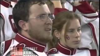2007 Fiesta Bowl Oklahoma Sooners vs. Boise State Broncos