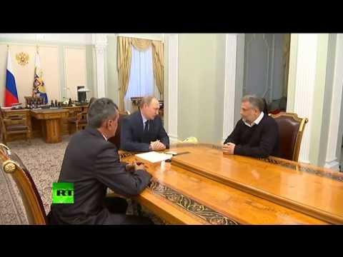 Путин о Чалом: