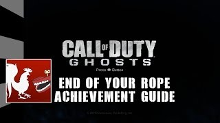 Call of Duty: Ghosts - End of your rope Guide