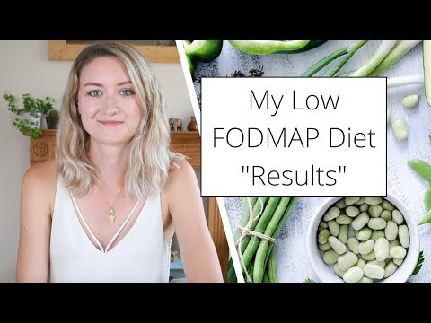 My FODMAP Diet Results �� Tolerances & Modified Low FODMAP Diet