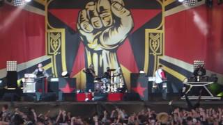 Prophets Of Rage - Killing in the Name (Live @ Download Festival Paris 2017)