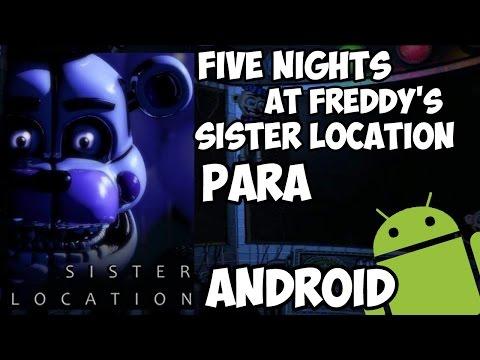 Five nights at Freddy's Sister location Para Android Funciona apk descarga Prueba y más!