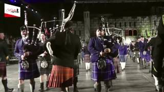 Download Scotland the Brave & The Black Bear (Pipes and Drums) @ Sankt Galler Tattoo 2016 MP3 song and Music Video
