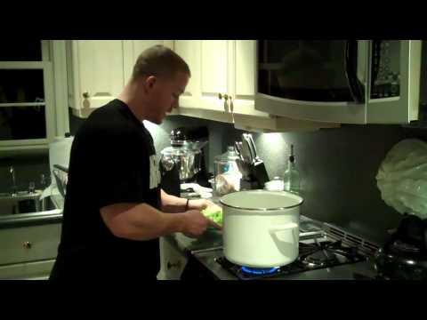 C.Coronato Food Video Blog: Turkey Pumpkin Chili