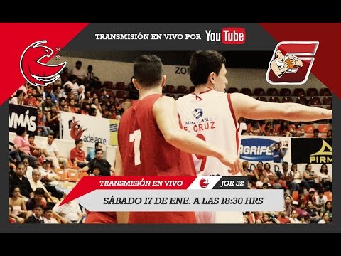Halcones Rojos VS Gigantes del Estado de México - J32 - LNBP