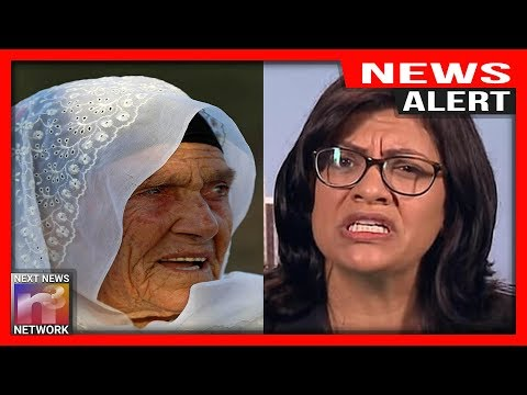 ALERT: Rashida Tlaib LOSES IT! Breaks Down Over HER OWN Decision To Not See Her Evil Grandmother