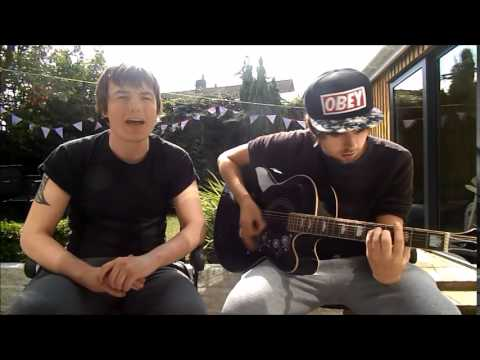 The Lanetties - Dilemma (Nelly and Kelly Cover)