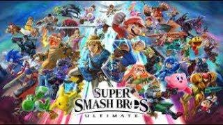 Super Smash Bros Ultimate Direct Nov 1st 2018 - Live Stream