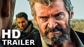 LOGAN - Trailer German Deutsch (2017) Wolverine 3