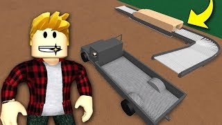 💎 NEW WOODWORKING MACHINE! AND ROBLOX #73 [3] 💎