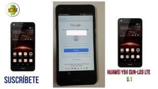 remover frp quitar cuenta google huawei cun l03 5 1