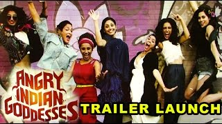 """Angry Indian Goddesses"" Movie (2015) 
