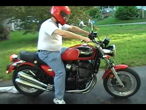 1998 Triumph Thunderbird Sport Rip Motorcycle Youtube
