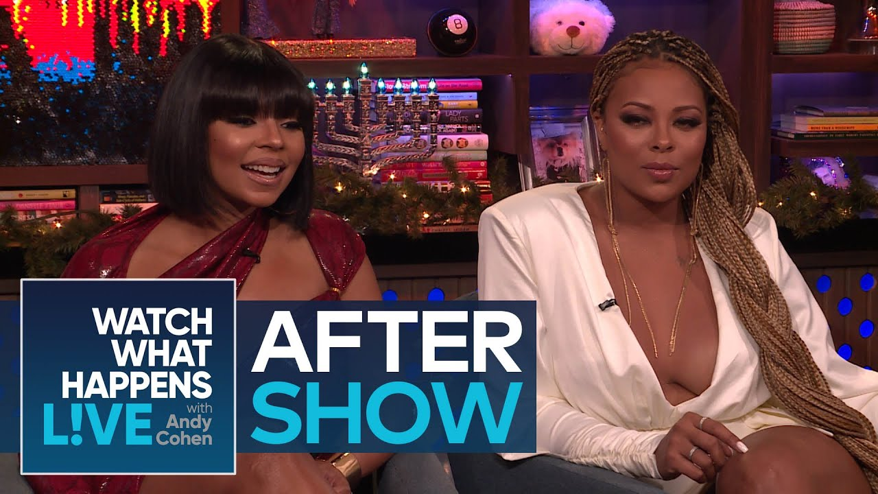 After Show: Is Ashanti Dating Anyone? | WWHL