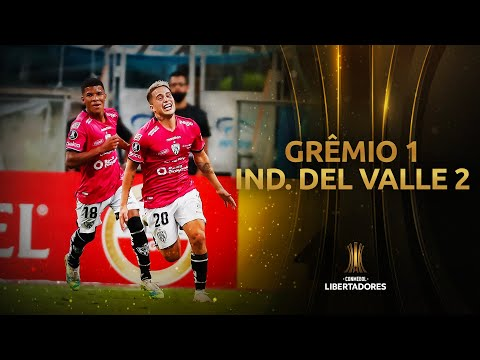 Gremio Independiente del Valle Goals And Highlights
