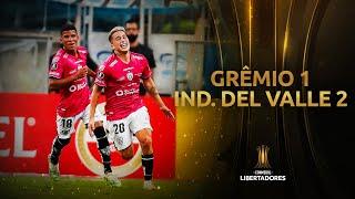 Grêmio vs. Independiente del Valle [1-2] | RESUMEN | Fase 3 | VUELTA | CONMEBOL Libertadores