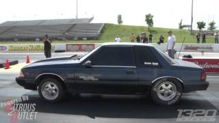 """Drag Racing FAIL - BEATER BOMB has a """"Comeapart"""" @ SCT KC"""