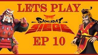 Samurai Siege Lets Play Ep10 - Castle Lvl4