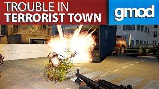 Trouble in Terrorist Town: Freaky Creatures // Garry